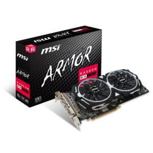 MSI RX580 ARMOR 8GO